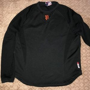 Youth medium Giants pullover